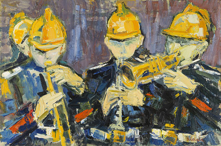 Fire Department Brass Band