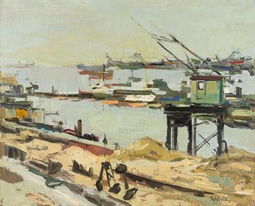 Sandpit in the Port