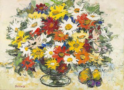 Bouquet aux deux poires
