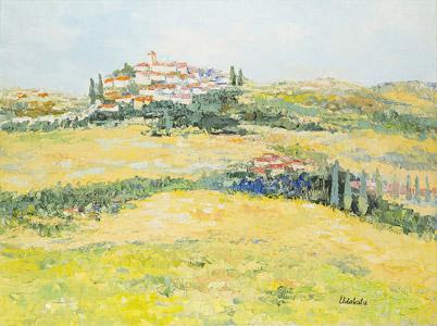 Provence ensoleillée
