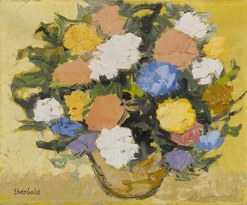 Bouquet doré