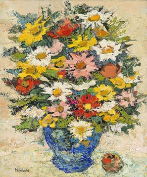 Bouquet à la pomme