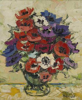 Bouquet d'anémones