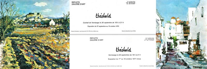 Expositions Europe 8, 9, 10 et 11