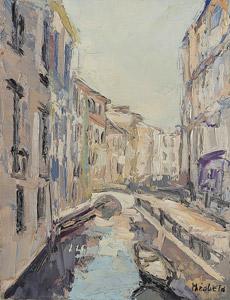 Aube à Venise