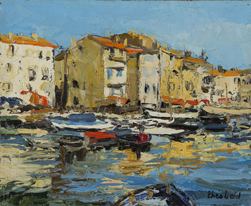 A Saint-Tropez