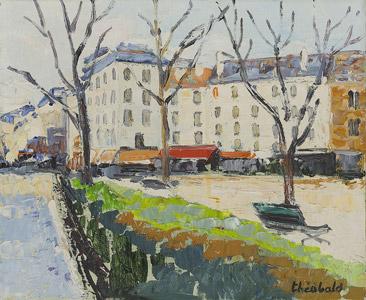 Square Saint-Médard