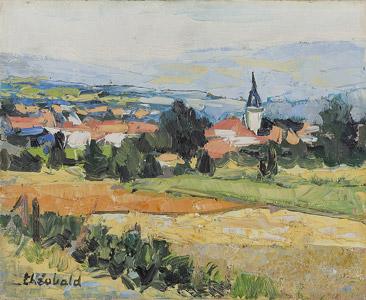 Petit village en Alsace
