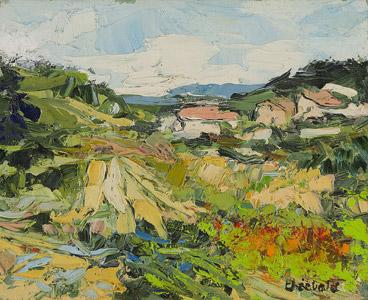 Petit paysage de Provence