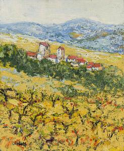 Village en Haute-Provence