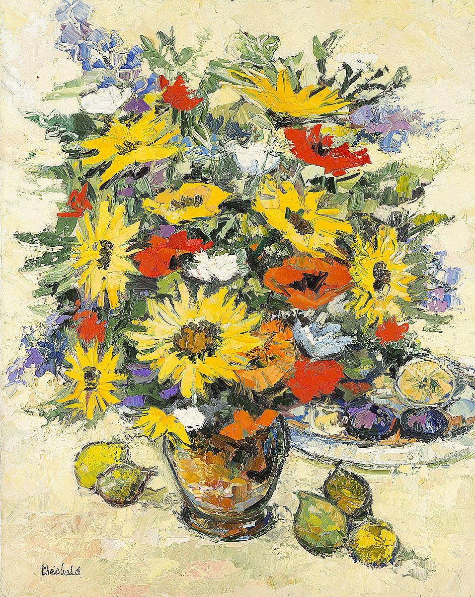 Ren E Th Obald 1926 2014 Site Officiel Du Peintre Fran Ais